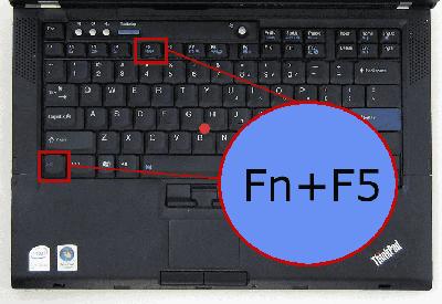 Cara Mengembalikan Fungsi Tombol Fn +( F1 - F12) ke Standar Laptop
