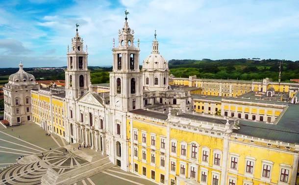 Mafra National Palace, Mafra, Portugal