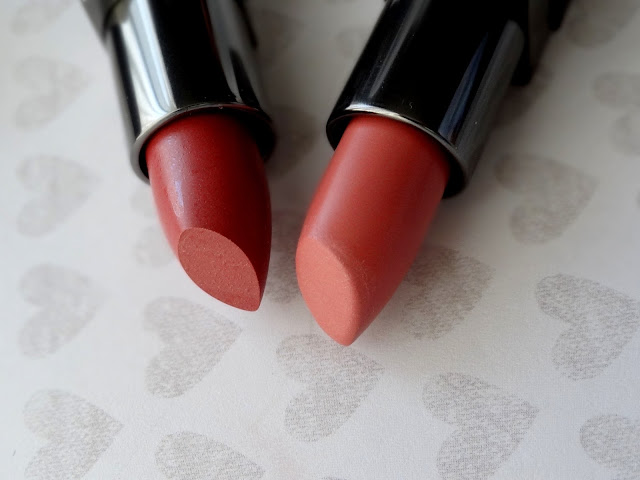 Laura Mercier Velour Lovers Lip Colors in Embrace and Sensual