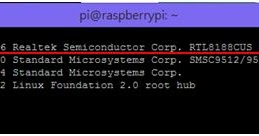 Blog of Wei-Hsiung Huang: Raspberry Pi - Setting up WiFi