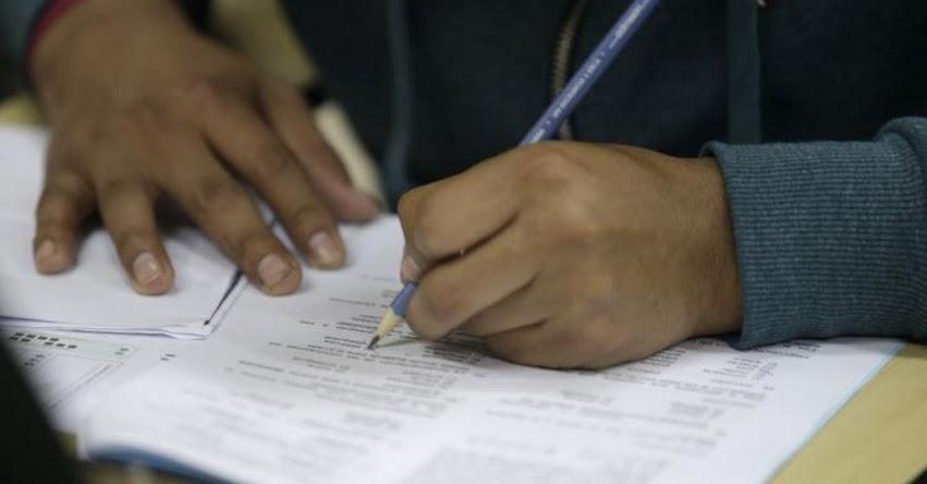 UNI: Más de 5 mil postulantes rindieron examen de admisión a la Universidad Nacional de Ingeniería (Resultados Lunes 6 Agosto) www.uni.edu.pe