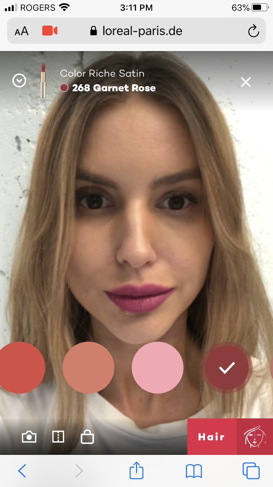 How Modiface utilized TensorFlow.js in production for AR makeup try on in the browser