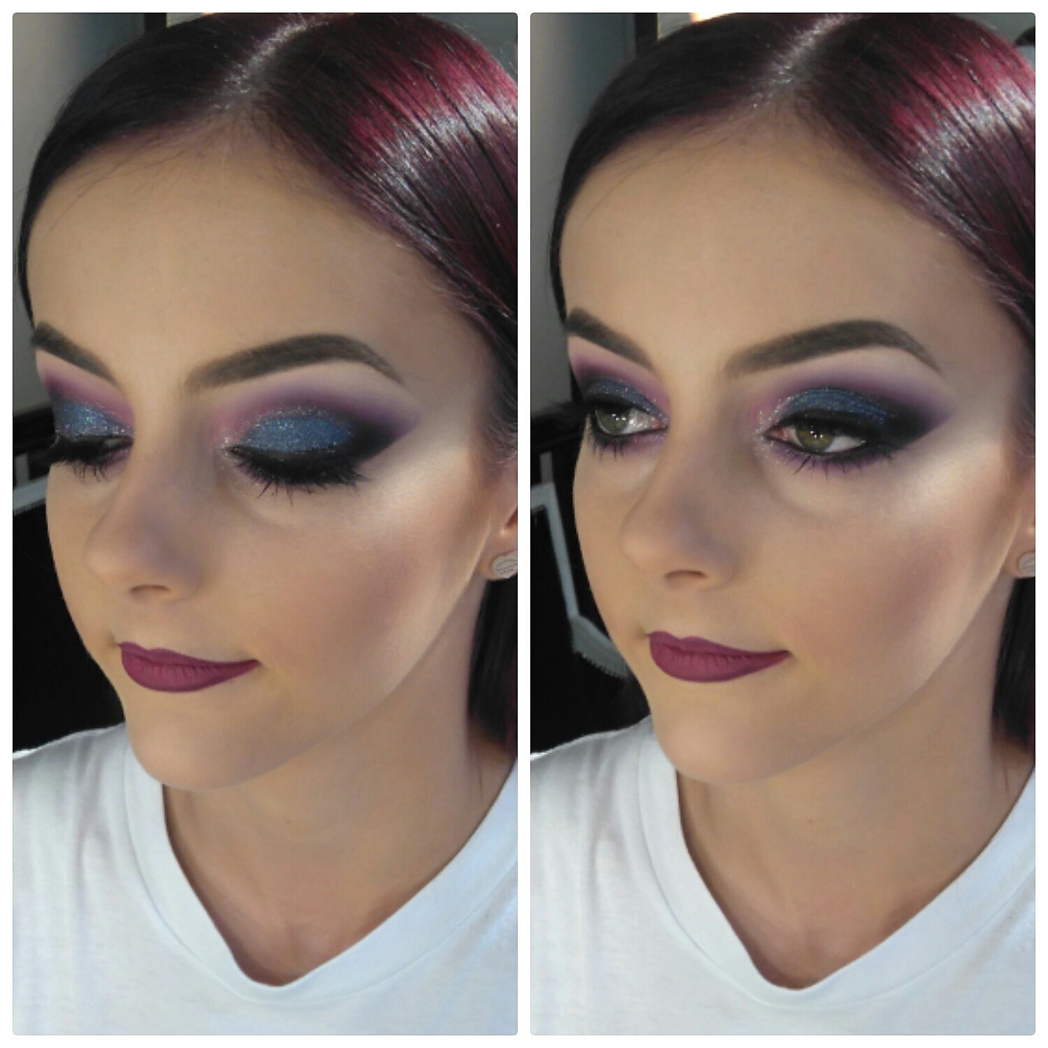 Amber mcniff beauty and fashion blog magical mermaid makeup by magical mermaid makeup by illamasqua baditri Image collections