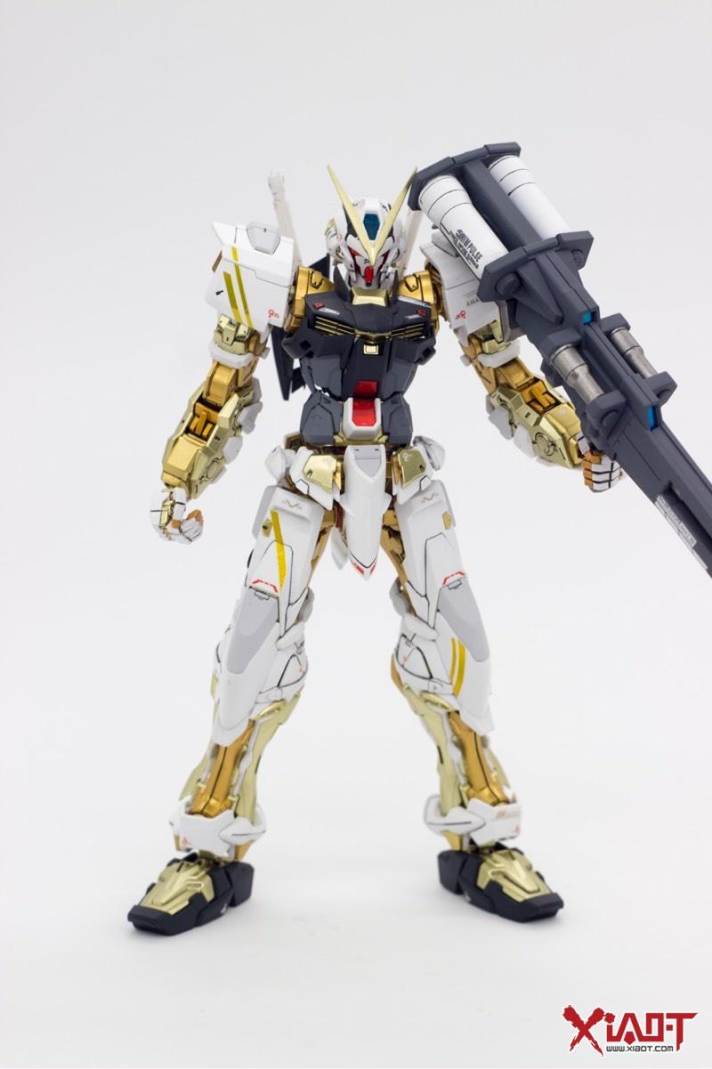 Custom Build: MG 1/100 Gundam Astray Gold Frame - Gundam Kits ...