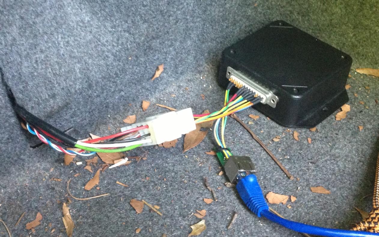Saab CD Changer Bluetooth Auxiliary Input: Saab 9-5 working!