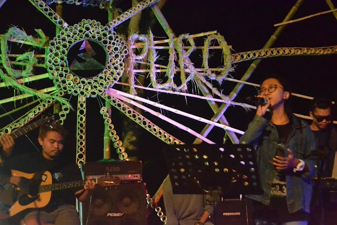 Letupan Semangat Anak Muda di Argopuro Festival ke-3