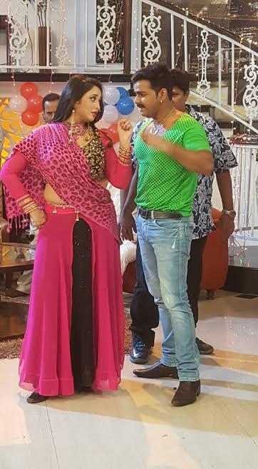 रानी चटर्जी और पवन की भोजपुरी फिल्म ''सरकार राज'' की शूटिंग आज से मुम्बई में शरू  | Pawan Singh & Rani Chatterjee Film 'Sarkar Raj' Shooting today in Mumbai