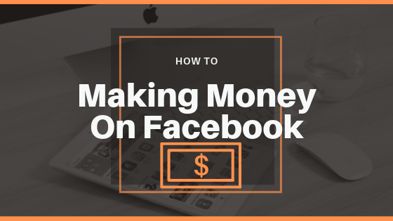 Make Money Facebook<br/>