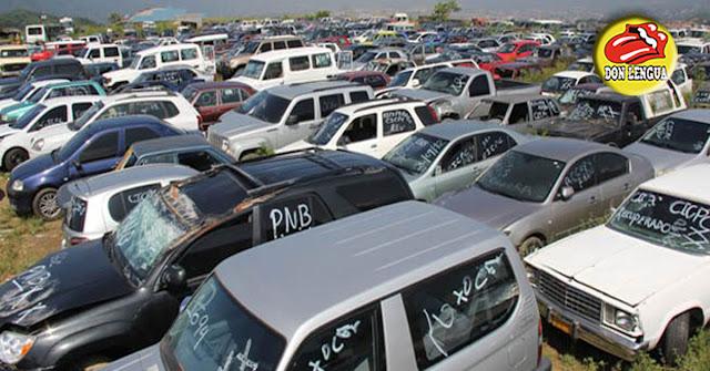 Régimen convierte los vehículos decomisados en patrullas improvisadas