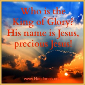 Morning Glory: Scriptures of Encouragement ~ Who Is This