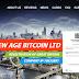 حصريا شرح موقع Newage-bank لربح البيتكوين مجانا والاسثمار فيه