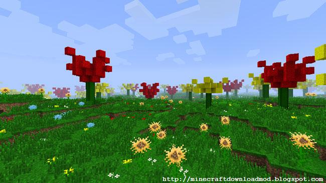 Biomes O' Plenty Mod Minecraft 1 5 2   Minecraft Free Download