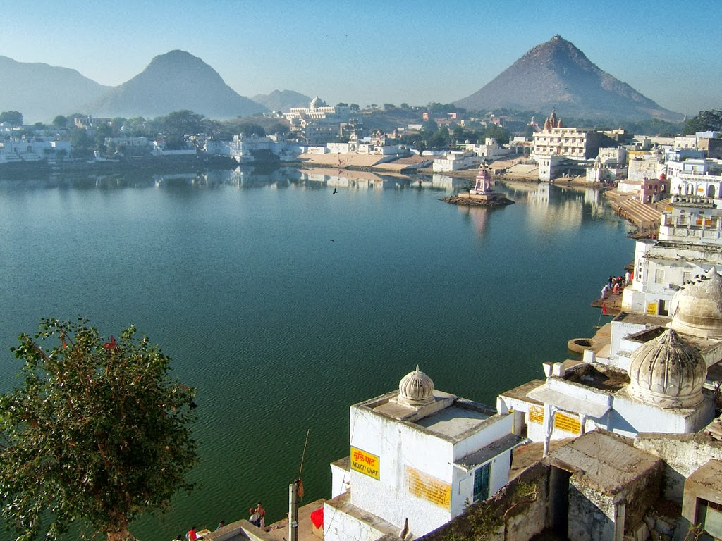 Pushkar Lake,Rajasthan