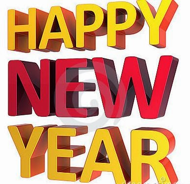 Happy New Year 2016 3D Text Images for Myspace