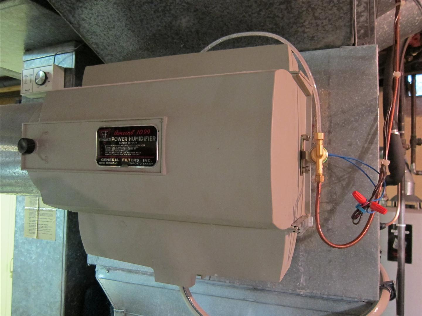 Furnace Humidifier | DUI attorney