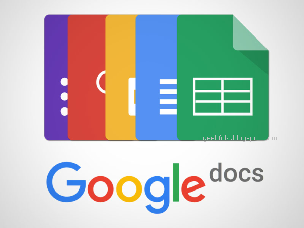 Take Advantage Of New Features In Google Docs