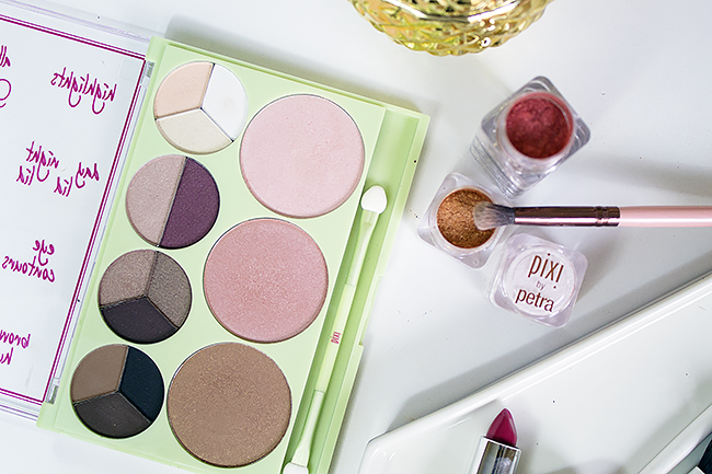 Get The Makeup Look: Pixi Palette Rosette