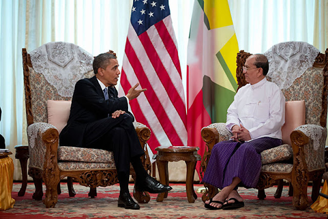 EXCERPT | Myanmar : A New Foreign Policy Objective under the USDP Government