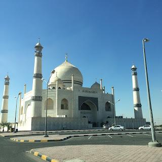 مسجد الصديقة فاطمة الكويت