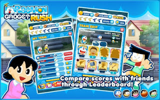 Game Android Doraemon Gadget Rush Apk v1.2.0 (Mod Bells) Terbaru