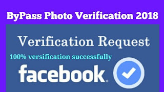 Bypass Facebook photo verification 2018