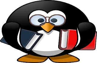 Pinguino studente