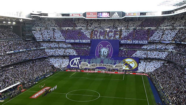Torcida do Real Madrid