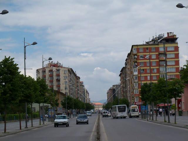 Sivas İstasyon Caddesi