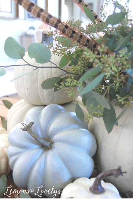 Fall vignette- tap for sources and to see more pictures on the blog www.lemonstolovelys.blogspot.com