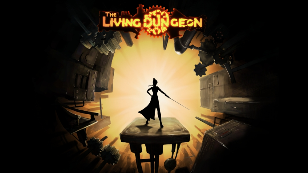 The Living Dungeon Free Download Poster