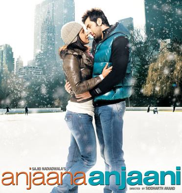 anjaana anjaani full movie dailymotion part 1