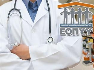 Γιατροί ΕΟΠΥΥ Θεσσαλίας