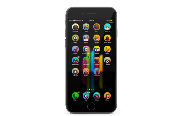 I have some best themes which helps your devices look amazingly beautiful.