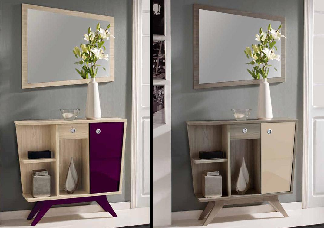 Just my style propuestas para decorar tu recibidor - Decorar la entrada de casa ...