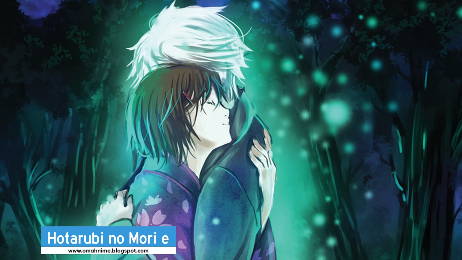 Download anime hotarubi no mori e movie sub indo anime download