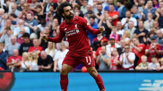 محمد صلاح  أفضل لاعب في الدوري الإنجليزي لشهر يناير