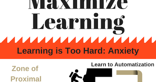 Maximize Learning: Keeping Students in the Zone of Proximal Development