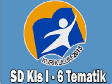 Download Kumpulan Buku Tematik SD Kurikulum K13 Edisi Revisi Terbaru Tahun 2017/2018 lengkap