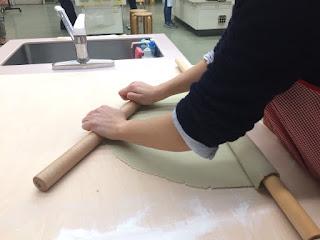 蕎麦懐石の拓朗亭でそば打ち体験