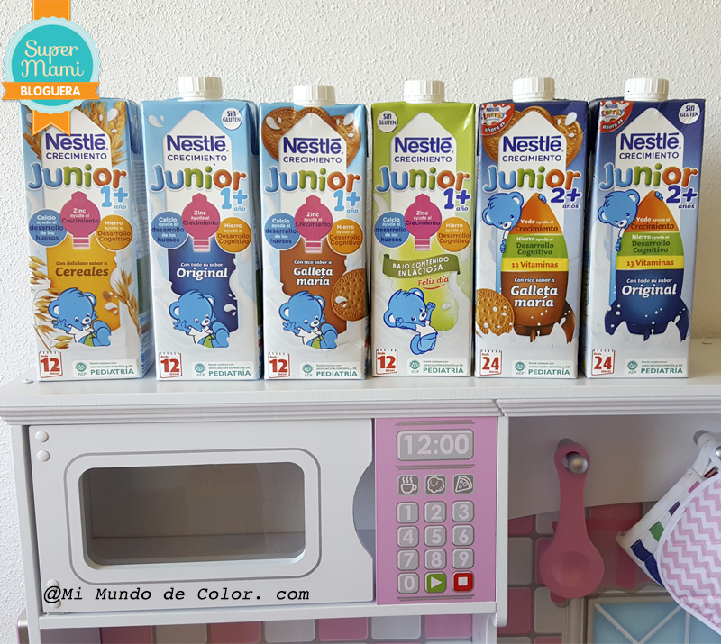 super mama bloguera nestle #creciendoASURitmo