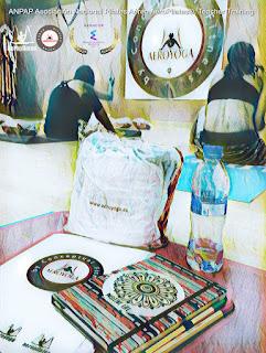 AeroPilates® (ANPAP PILATES AEREO®) MARCAS Y METODOS REGISTRADOS EN ESPAÑA E INTERNACONALMENTE, En esta foto durante los teacher training, cursos AeroYoga® y AeroPilates® International