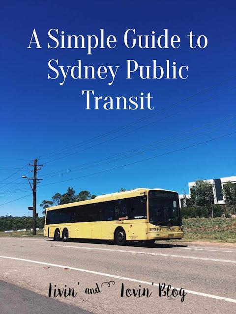 Sydney Public Transit