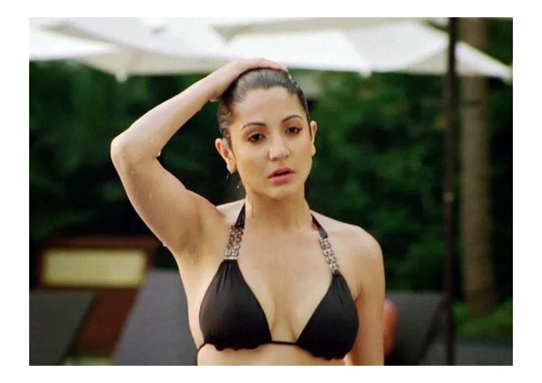 anushka sharma in bikini – webenty