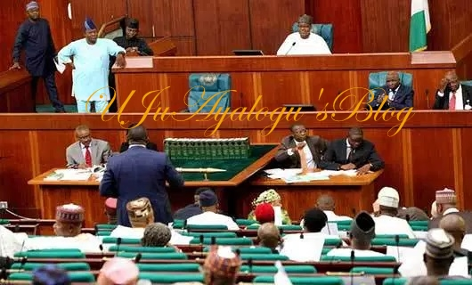 JUST IN: Reps to suspend plenary on Thursday for three weeks