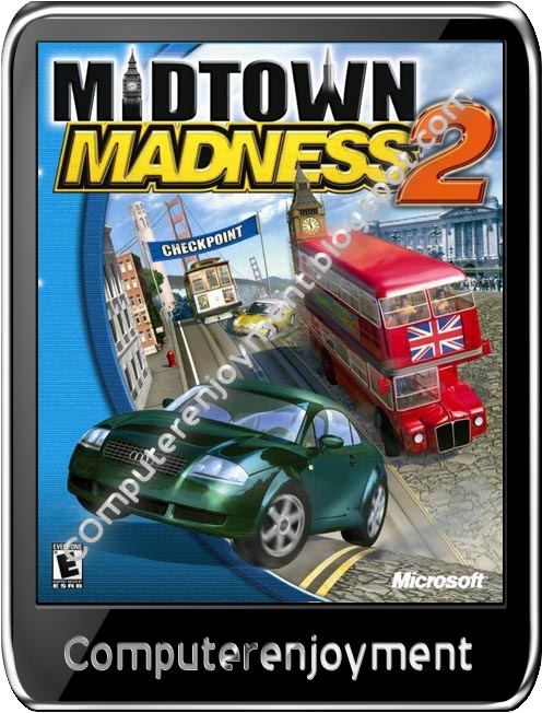 Midtown Madness 2 PC Game and Free Download