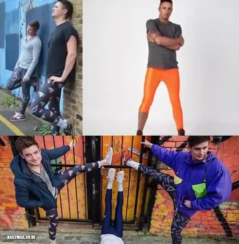 10 Very Bizarre Trends From Around The World 7. Meggings