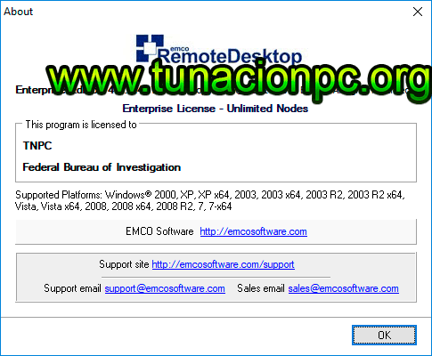 Descargar EMCO Remote Desktop Enterprise Full con Activador