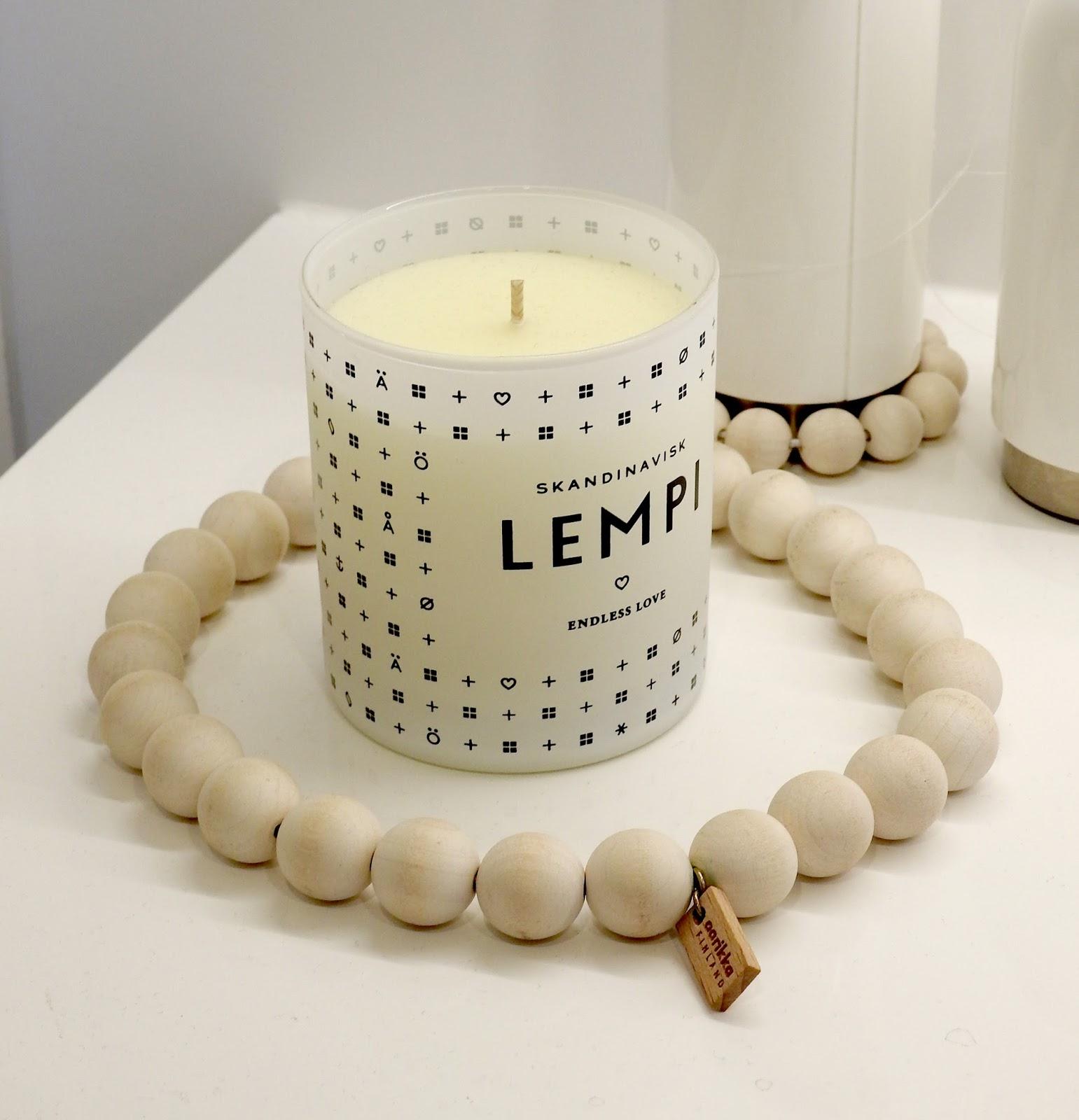 Lempi-kynttilä