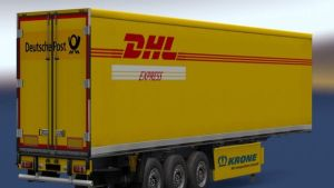 Trailer Pack Express Cargo