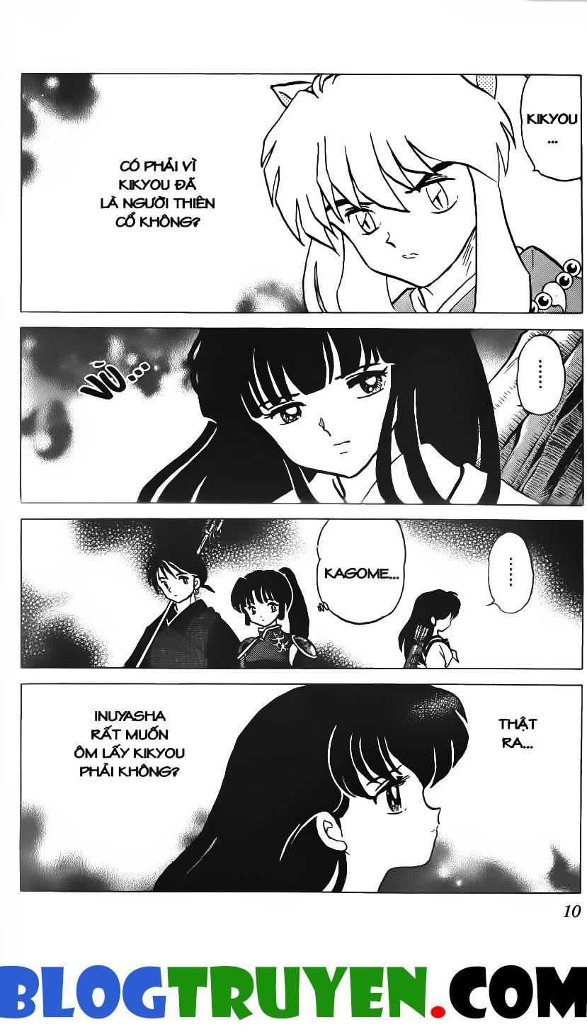 Inuyasha vol 26.1 trang 7